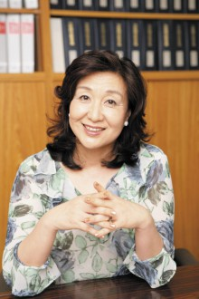 住田裕子さん
